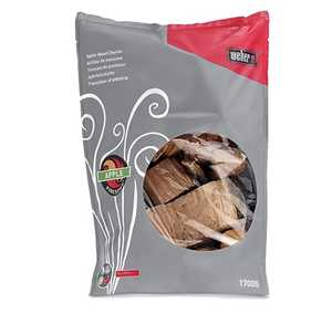 Weber Grill 17005 Weber Firespice Apple Wood Chunks 5-Lb Bag