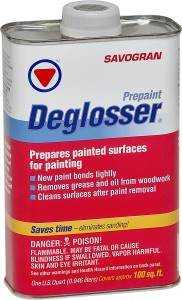 Savogran Co 01122 Qt Paint/Finish Deglosser