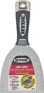 Hyde Tools 06578 4 in Flex Joint Knife