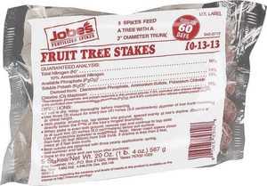 Easy Gardener 02012 Jobe's Fruit Tree Stakes 5pk