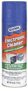 Gunk NM4 6.0 oz Electronic Cleaner