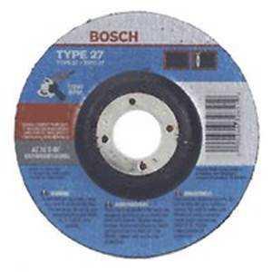 Bosch GW27M701 Grinding Wheel7 In For Metal