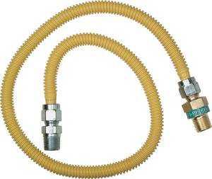Brass Craft CSSD44E-60P Css Efv 1/2 Mip X 1/2 Mip X 60