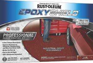 Rust-Oleum 203373 Epoxy Shield Pro Floor Kit Gry