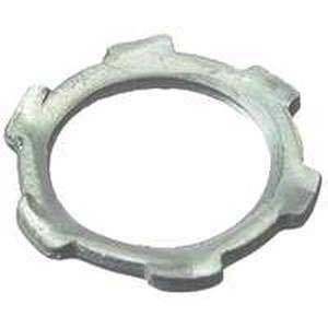 Halex Company 96196 2 in Locknut Steel 2/Bg