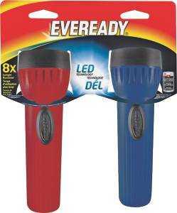 Energizer Battery 3151L2S Led Flashlight 2pk W/Battery