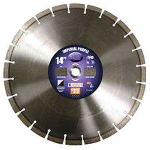 Diamond Products 15379 14x.125uni Seg Blade Purple