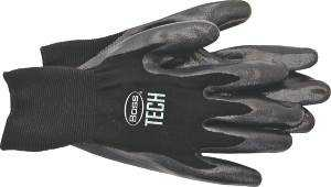 Boss Gloves 7820L Glove Foam Blck Nitrile Lg