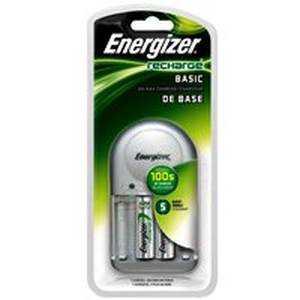 Energizer Battery CHVCWB2 Value Charger
