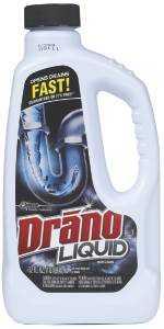 Sc Johnson 116 Liquid Drano 32 oz