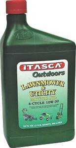 Warren Unilube, Inc. 702273 4-Cycle Lawnmower Oil 1-Qt