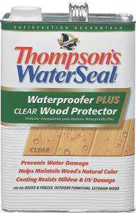 Thompsons 21801/21802 Protector Wood Ext Clr Voc Gal