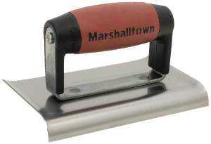 Marshalltown 136D 3/8rad Curved End Edger
