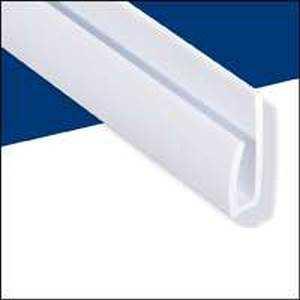 Palram Americas 92588 Walltuf Cap Moulding 8 ft White