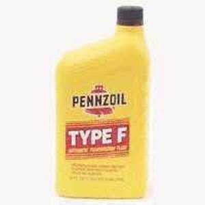 Pennzoil Products 5523 Type F Transmission Fluid