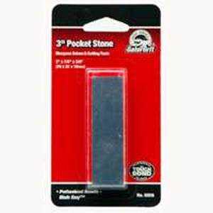 Ali Industries 6050 3 in X7/8 in POCKET Sharpening Stone