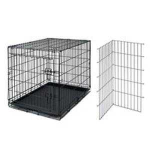 Doskocil Manufacturing 21942 24 in Home Training Wire Kennel