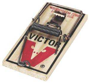 Woodstream M040 Victor Mouse Trap