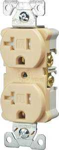Cooper Wiring TRBR20V-BXSP Tr 20a Comm Duplex Receptacle