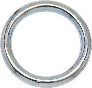 Campbell Chain 9331075 #3 2 in Nickel Welded Ring