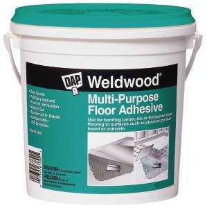 Dap 00141 Qt Floor Adhesive