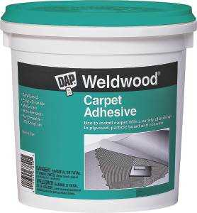 Dap 00185 Qt White Carpet Cement