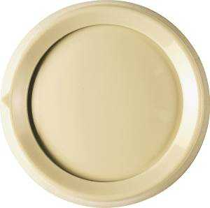 Lutron Electronics RK-IV Rotary Replacement Knob-Ivory