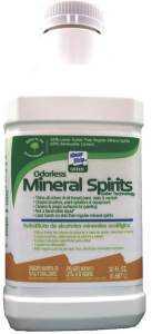 WM Barr QKGO75001 Green Mineral Spirits Qt