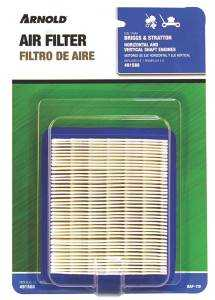 Arnold Corp BAF-119 Paper Air Filter For Briggs And Stratton Engines