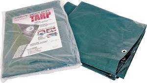MintCraft T1020GS140 10x20 H.duty Green/Silver Tarp