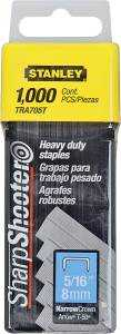 Stanley Tools TRA705T Staple 5/16 in HEAVY Duty Bx1000
