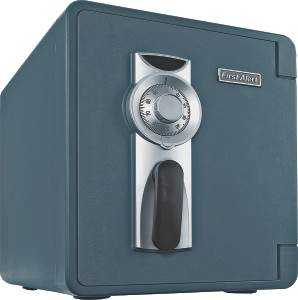 First Alert 2087F Combination Lock Home Safe