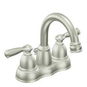 Moen CA84913SRN Banbury 2h Lavatory/Bathroom 4 In Ctrset
