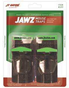 J.t. Eaton & Co., Inc. 409 Jawz Easy To Set Mouse Trap