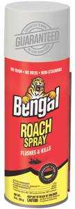 Bengal Chemical 92465 9 oz Roach Spray