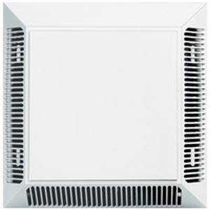 Builders Edge 140057575001 Intake/Exhaust Vent White