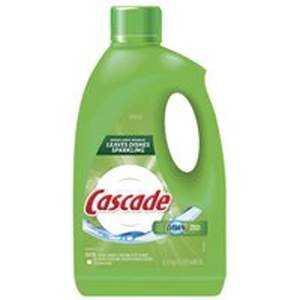 Procter & Gamble 40148 Cascade Gel 45 oz Lemon Scent