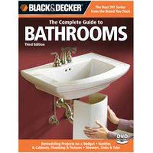 Quayside Publishing Grp 192526 Black And Decker The Complete Guide To Bathrooms