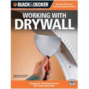 Quayside Publishing Grp 158915 Black And Decker Working With Drywall