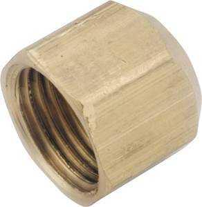 Anderson Metal 754040-06 Flare Cap 3/8 Lf