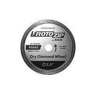 Rotozip RZDIA1 Dry Diamond Floor Tile Blade