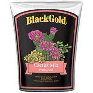 Sun Gro Horticulture Di 1410602 8 Qt P Black Gold Cactus Mix 8 Qt