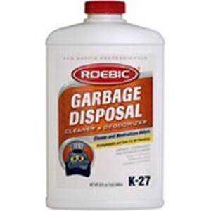 Roebic Laboratories K-27-Q Garbage Disposal Cleaner Qt
