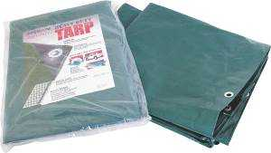 MintCraft Y0909GG140 9x9 Yard Tarp W/Drawstring