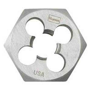 Irwin 9727 Hex Die 6.0mm-1.0mm Hcs Carded