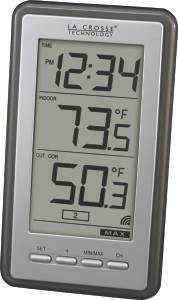 La Crosse Technology WS-9160U-IT-CBP Digital Wireless Thermometer Indoor/Outdoor