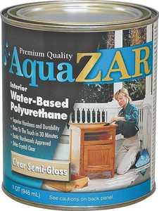 United Gilsonite Laboratories 34512 Aqua Zar Water Base Semi-Gloss