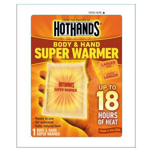 Hot Hands HH1ED240E Super 18-Hour Hand Warmer