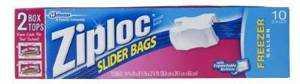 Orgill Inc 11-1257 Ziplock Bags Gallon 10ct