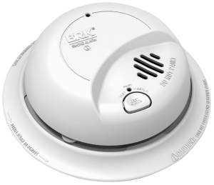 First Alert 9120 Smoke Alarm Ac